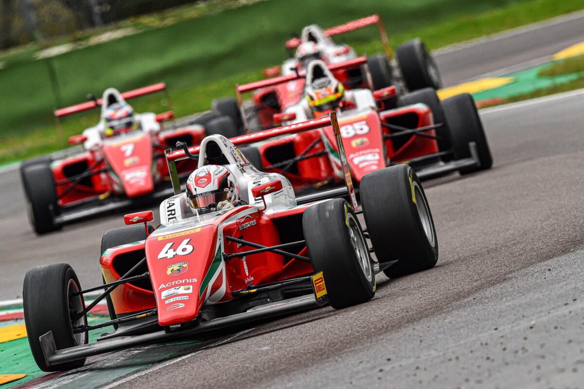 Minì vince l'Italian F4 Championship powered by Abarth 2020