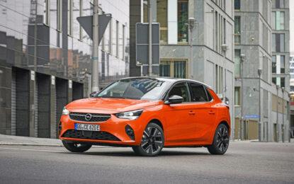 Opel Corsa si conferma la piccola più amata in Germania