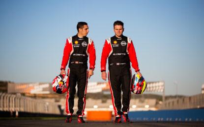 Buemi e Rowland confermati piloti Nissan e.dams