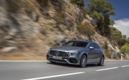Il performance sound di Mercedes-AMG