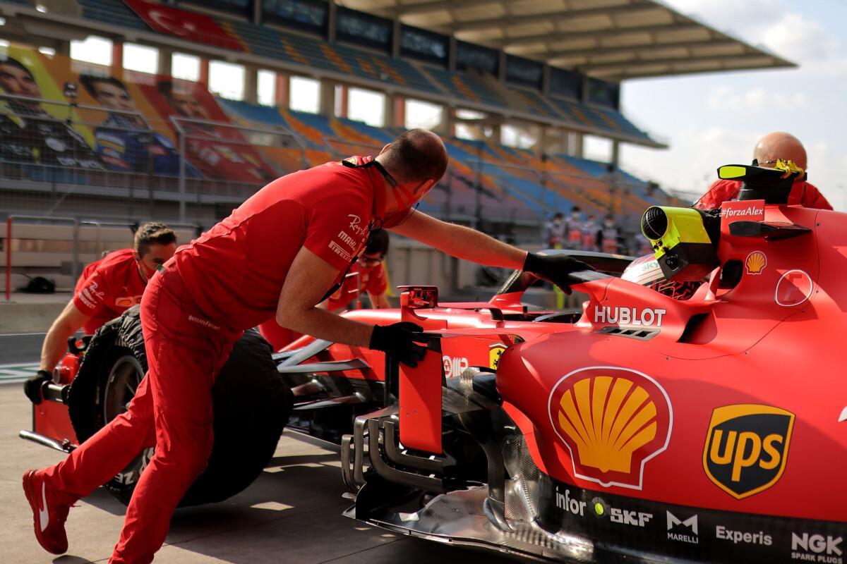 Ferrari alla vigilia della doppia sfida del Bahrain