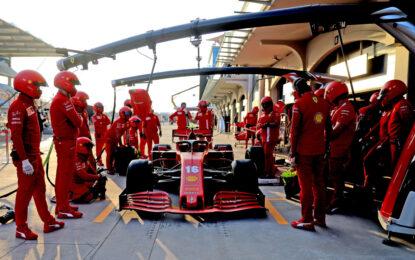 Turchia: Vettel e Leclerc impazienti di scendere in pista