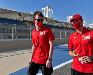 F2: Mick, Callum e Robert pronti per il rush finale