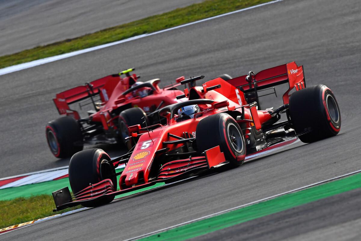 Turchia: Leclerc e Vettel veloci nel venerdì di Istanbul