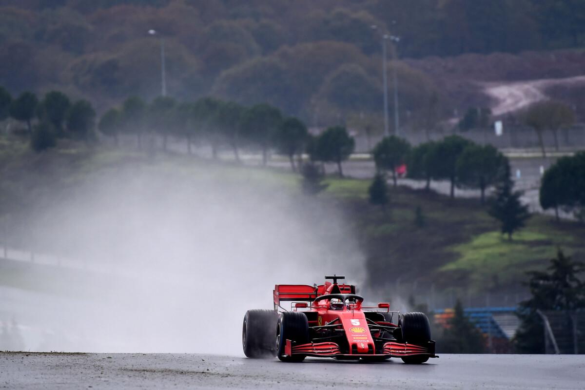 Turchia: Ferrari in 6° e 7° fila. Recupero? C'è chi ci crede e chi no