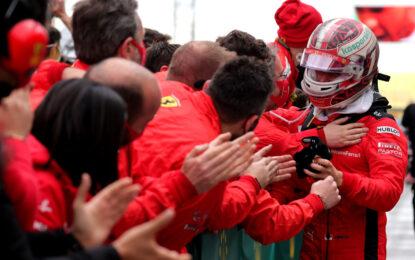 In Turchia per la Ferrari il miglior risultato della stagione