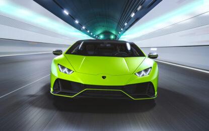 Lamborghini presenta la Huracán EVO Fluo Capsule