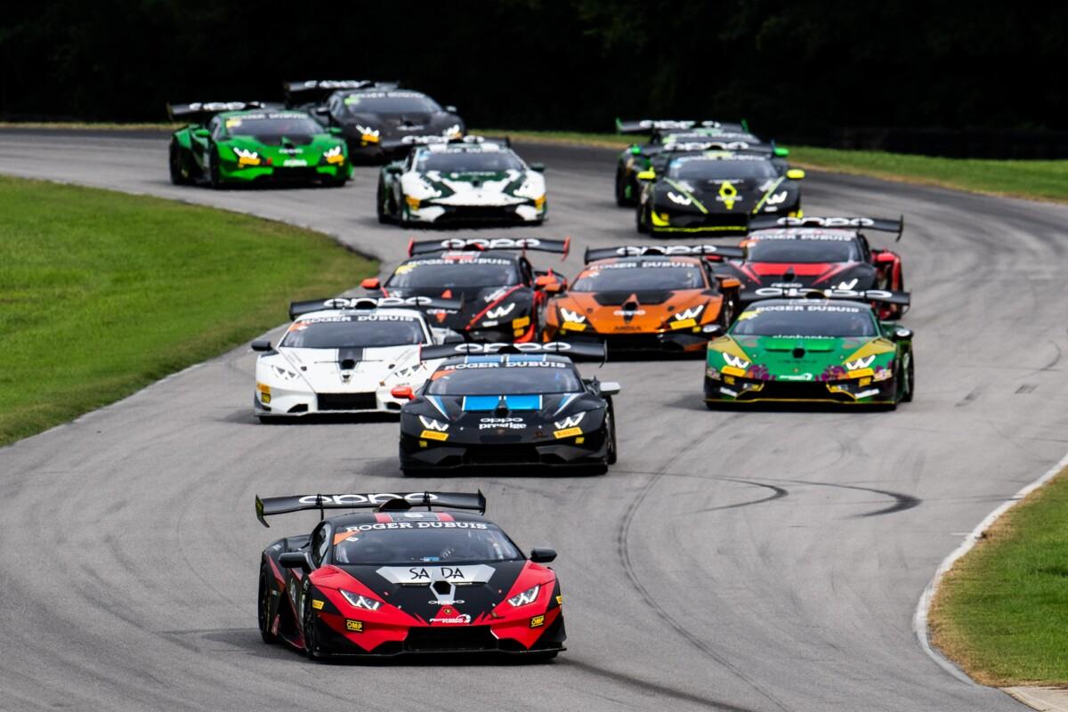 Lamborghini Super Trofeo: i calendari 2021 Europa, Nord America e