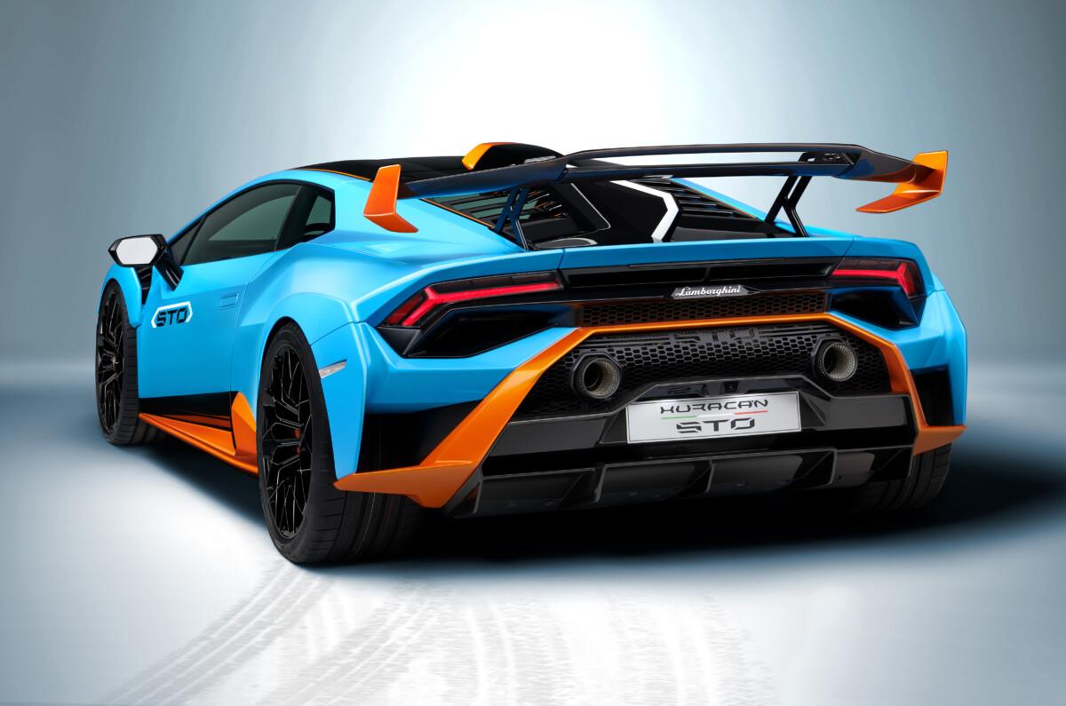 Nuova Lamborghini Huracán STO: dalla pista alla strada