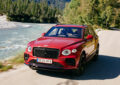 Fotogallery: Bentley Bentayga road test a Monaco