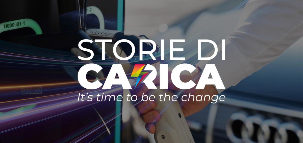 Be Charge: storie di carica per il cambiamento