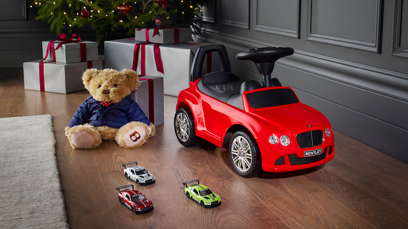 Bentley Collection: un regalo per tutti