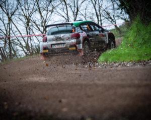 Crugnola, Ometto e Citroën C3 R5 vincono il Tuscan e l'Italiano Rally 2020