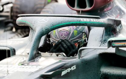 Turchia delle meraviglie, con Hamilton, Perez e Vettel a podio. E il settimo Titolo