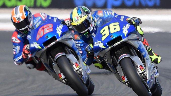 MotoGP: doppietta Suzuki a Valencia con Mir che ipoteca il Titolo