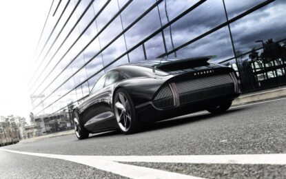 "Hyundai EV ""Prophecy"" vince il Car Design Award 2020"