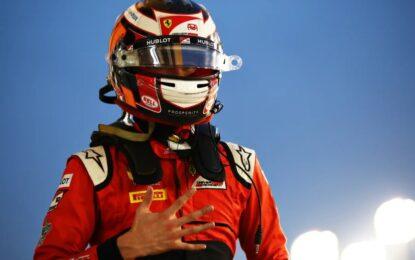 F2: pole di Ilott in Bahrain davanti a Drugovich e Ticktum