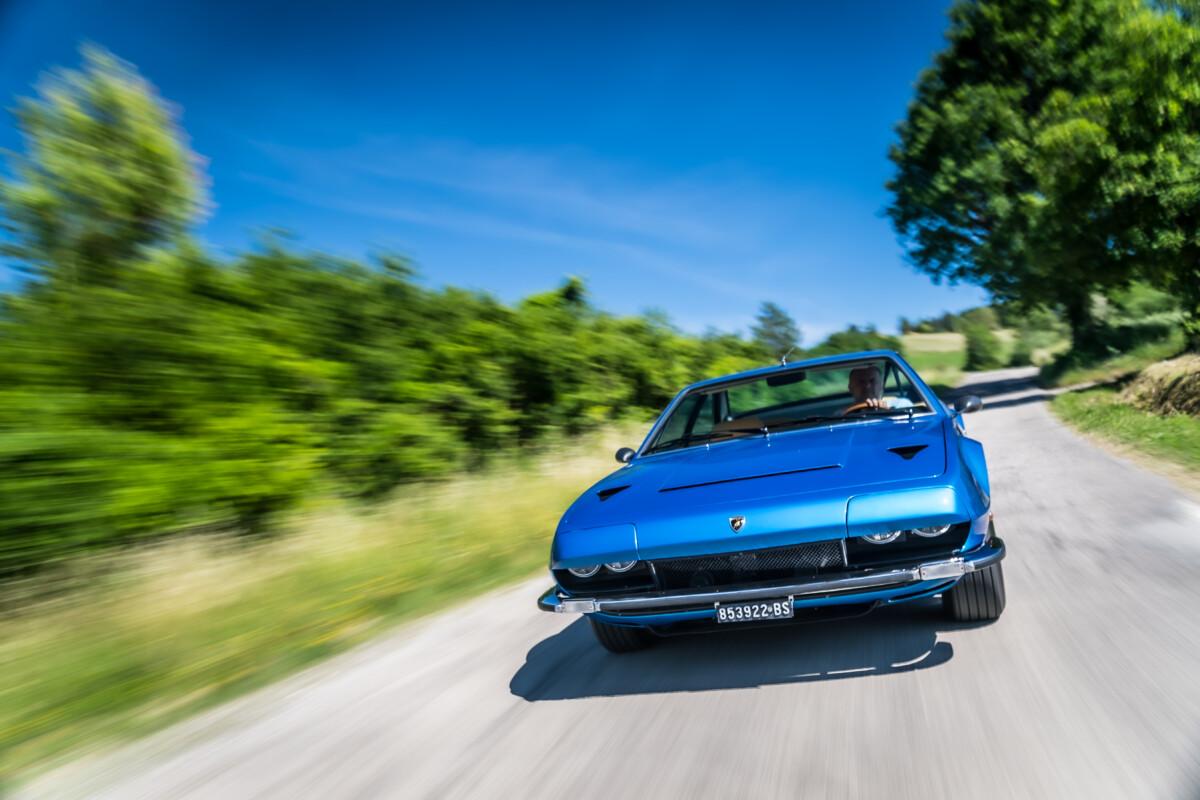 I 50 anni della Lamborghini Jarama GT