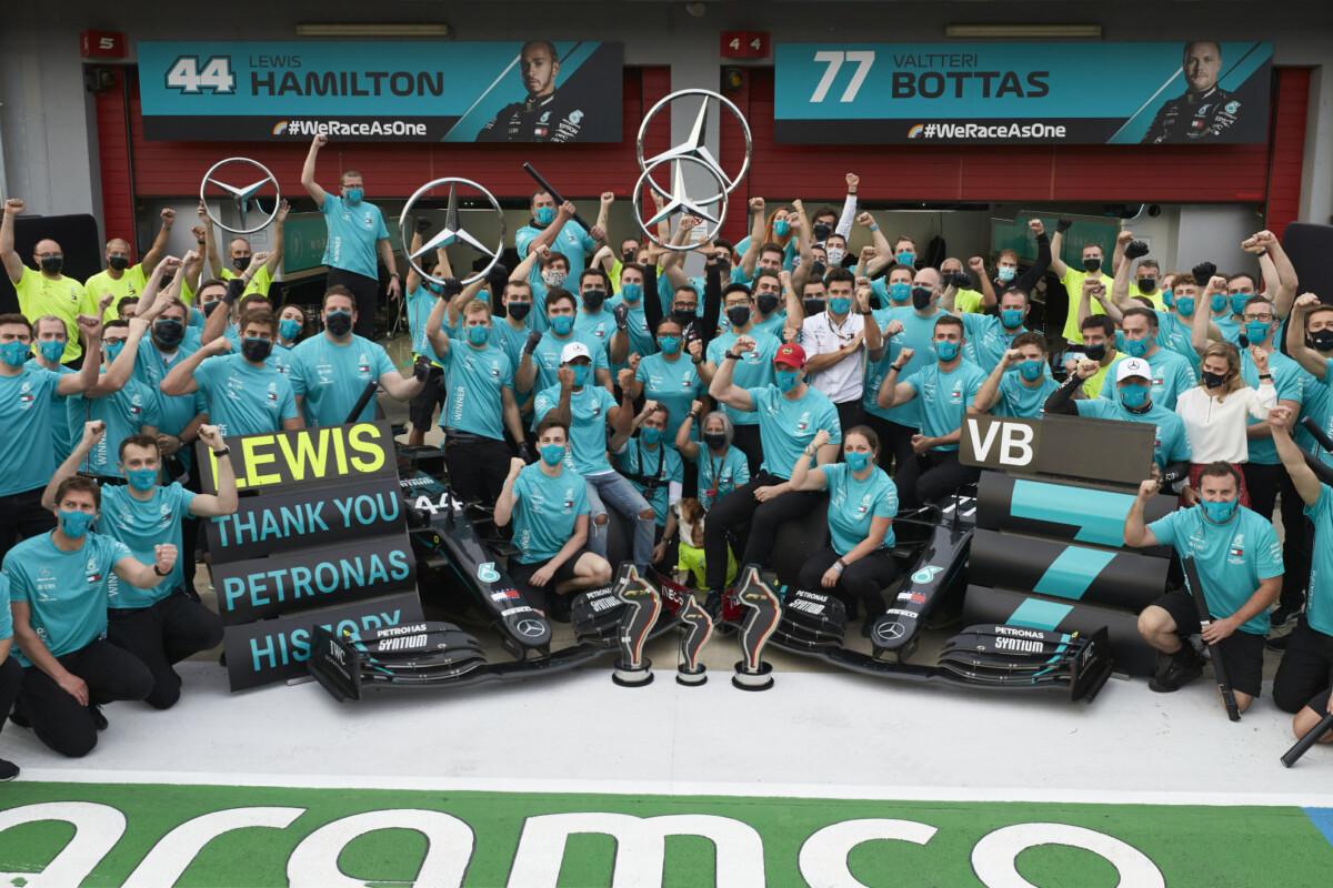 """Minardi: """"Mercedes inarrestabile. Spero di rivedere Imola nel 2021"""""""