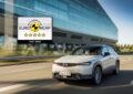Mazda MX-30 punteggio pieno in sicurezza