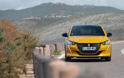 Cambia la gamma di Nuova Peugeot 208