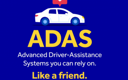 ACI e FIA promuovono gli ADAS per la sicurezza stradale