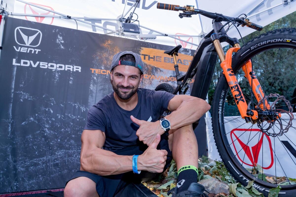 """Paolo """"POOL"""" Patrizi ambassador della prima e-bike firmata VENT"""