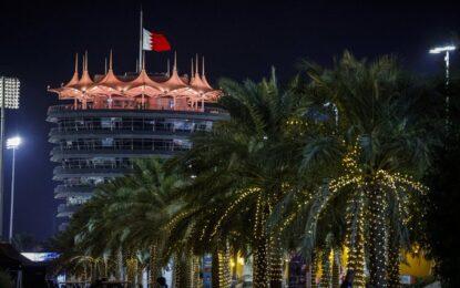 GP Bahrain 2020: gli orari del weekend in TV
