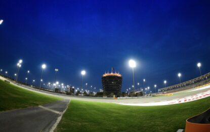 GP Bahrain 2020: la griglia di partenza ufficiale