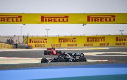 Bahrain: gap tra le mescole non facile da definire