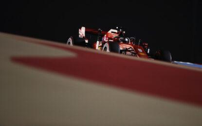 Bahrain: Ferrari in sesta fila, rammarico ma fiducia