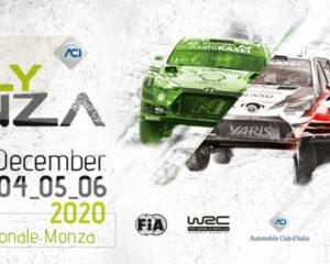 WRC: ACI Rally Monza a porte chiuse ma in diretta TV su RAI Sport
