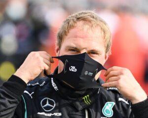 La Mercedes si scusa coi cinesi per la battuta di Bottas sul Covid
