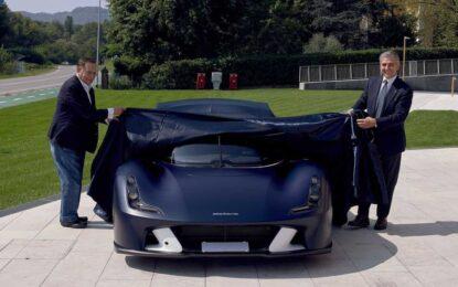 Presentata la limited edition Dallara Stradale Club Italia