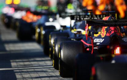 GP Spagna 2021: la griglia di partenza ufficiale