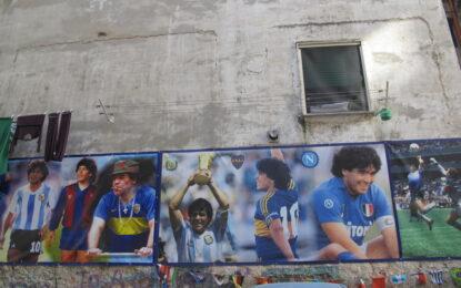 """Diego Armando Maradona: il racconto di Terruzzi per """"Prendi la targa"""""""