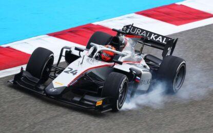 Formula 2: il più veloce nelle libere in Bahrain è Mazepin