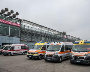 Autodromo di Monza polo per la somministrazione dei vaccini anti-Covid