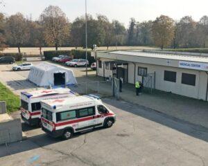 Autodromo di Monza: si conclude l'attività del check point AREU