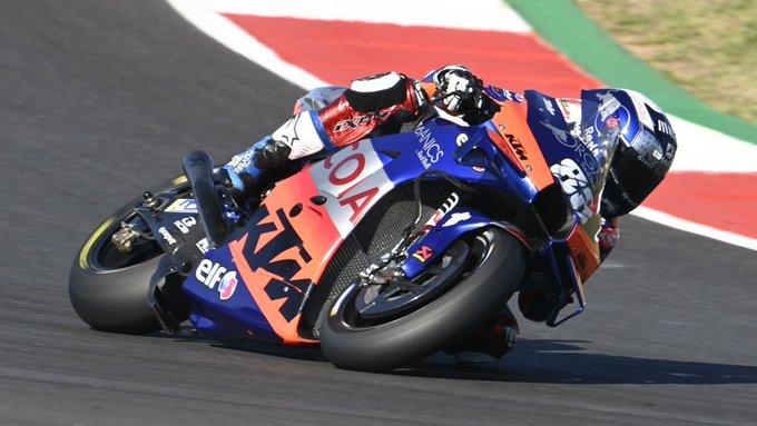 Oliveria: prima pole in MotoGP in Portogallo, nel GP di casa
