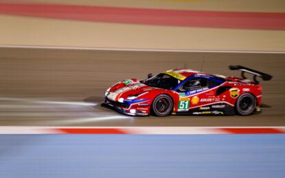 8 Ore del Bahrain: Ferrari terza in qualifica
