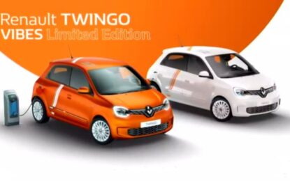 Fotogallery: Renault Twingo Electric