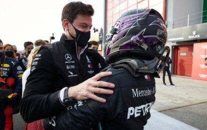 Hamilton: secondo Ralf Schumacher settimo Titolo e il ritiro
