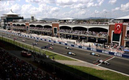 GP Turchia 2020: la griglia di partenza ufficiale