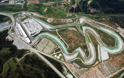 Brembo e l'impegno degli impianti frenanti al GP Turchia 2020