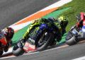 A Valencia il ritorno in gara di Valentino Rossi dura 5 giri
