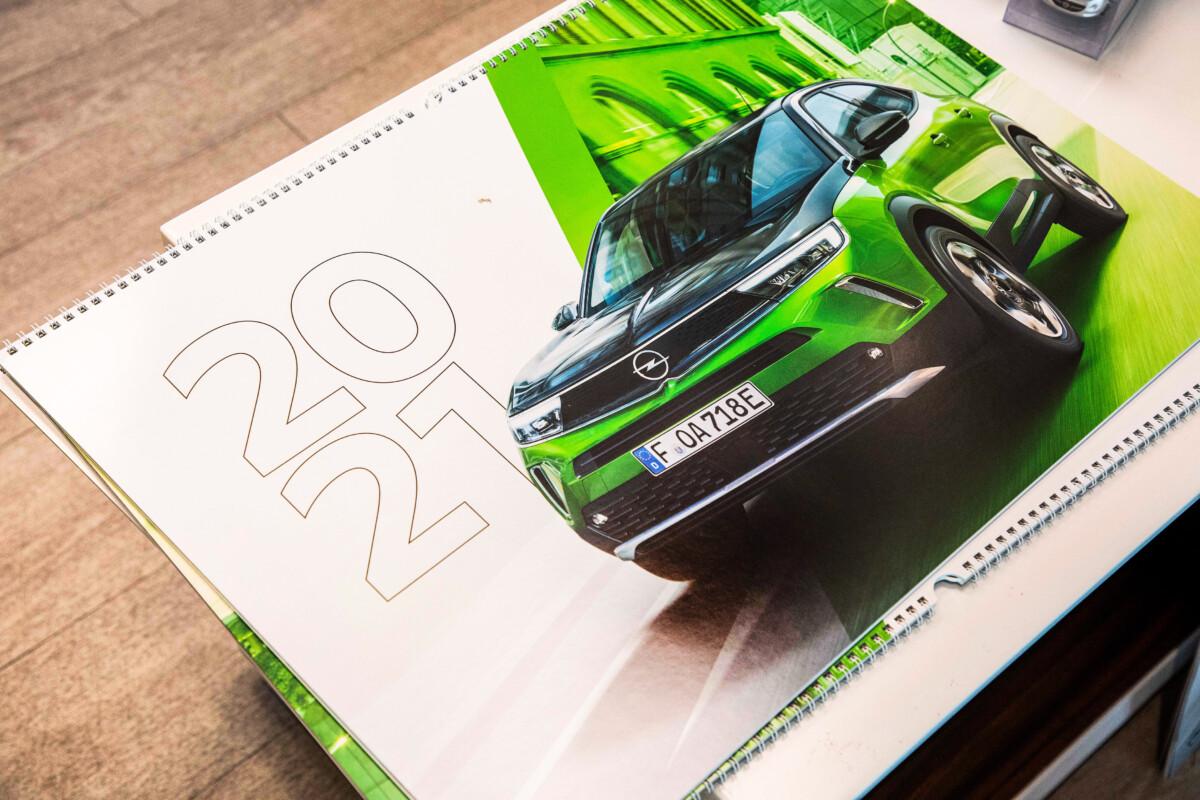 Regali di Natale dalla Opel Collection
