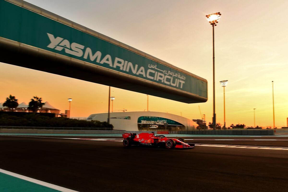 Ai test di Abu Dhabi bene Fuoco e Shwartzman. Ilott sarà test driver F1