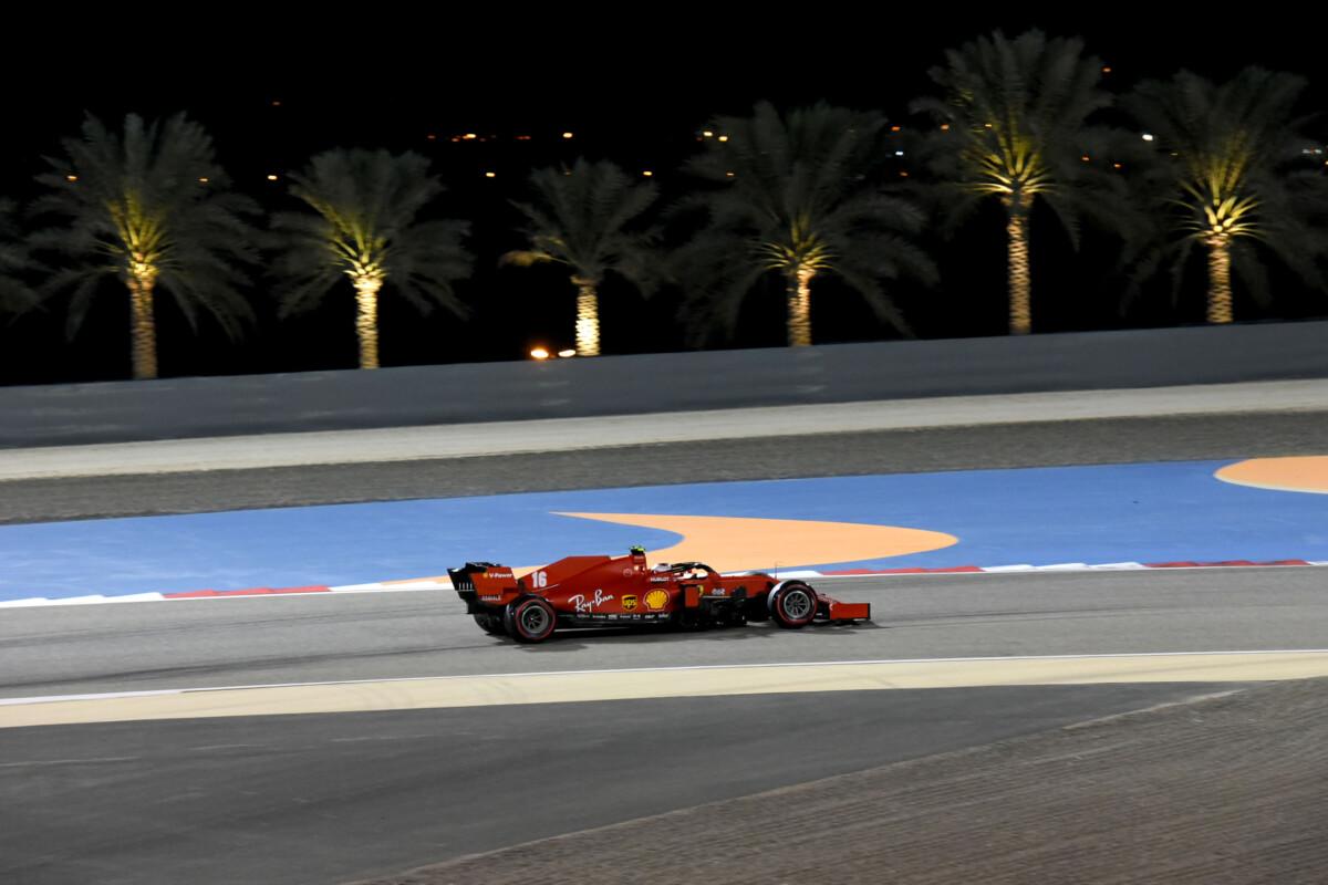 Sakhir: problemi di power unit per Vettel, ma nessuna penalità