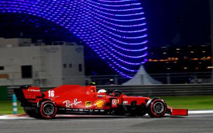 Abu Dhabi: Vettel e Leclerc chiamati a una rimonta. O a un miracolo